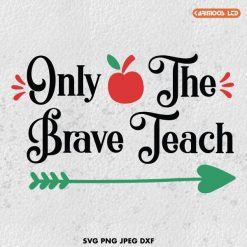 free only the rave teach svg