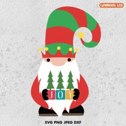 Elf gnome svg