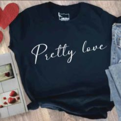 free pretty love font